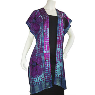 Extra Long Tunic Vests